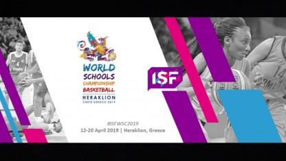 Με έντονο «ασπρόμαυρο» χρώμα το Παγκόσμιο Σχολικό Πρωτάθλημα!
