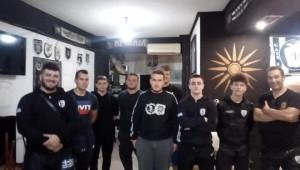 Κοινή προπόνηση και επίσκεψη στον ΣΦ ΠΑΟΚ Αριδαίας για την Άρση Βαρών