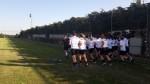 Η πρώτη προπόνηση της γυναικείας ομάδας ποδοσφαίρου!