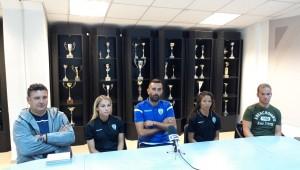 Συνέντευξη τύπου ενόψει της Open Day Ακαδημιών Ποδοσφαίρου