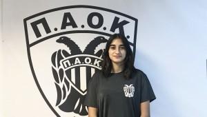 Παίκτρια του ΠΑΟΚ η Ρούλα Πούλιου!