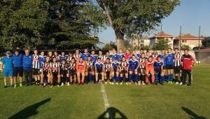 Φιλική νίκη για την ομάδα ποδσφαίρου γυναικών!