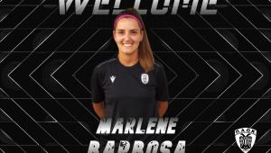 Στον Δικέφαλο η Marlene Barbosa