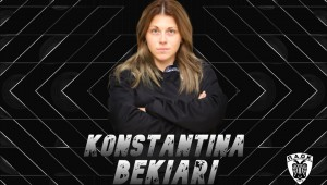 Γενική Αρχηγός στο ποδόσφαιρο γυναικών η Κωνσταντίνα Μπεκιάρη!