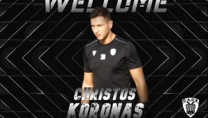 Προπονητής τερματοφυλάκων στις «Ισόβιες Πρωταθλήτριες» ο Χρήστος Κορώνας