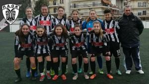 Ευχαριστήριο Ποδοσφαίρου Γυναικών