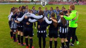 Ακαδημία Ποδοσφαίρου Γυναικών: Πρόγραμμα αγώνων