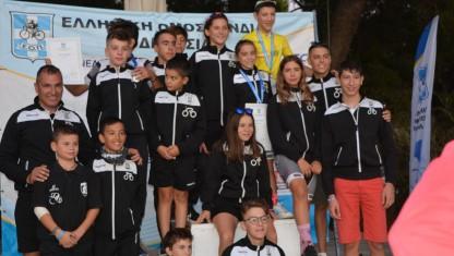 Επιτυχίες και μετάλλια στις Πανελλήνιες Ημέρες Νεολαίας!