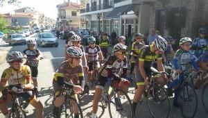 Φανταστική εμφάνιση οι ποδηλάτες του ΠΑΟΚ